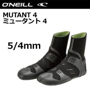【あすつく対応】O'neill,オニール,防寒対策,サーフブーツ,ソックス,sale●MUTANT 4 ミュータント 4 AO-8180 surfer