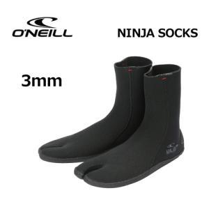 O'neill オニール サーフィン 防寒対策 ブーツ ニンジャ ソックス/NINJA SOCKS 忍者ソックス AO-1940|surfer