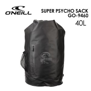 O'neill オニール サーフィン 防水 ウェットバッグ リュック/SUPER PSYCHO SACK スーパーサイコサック GO-9460|surfer
