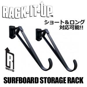 RACK-IT-UP ラックイットアップ サーフボードラック ディスプレイ/SURFBOARD STORAGE RACK|surfer