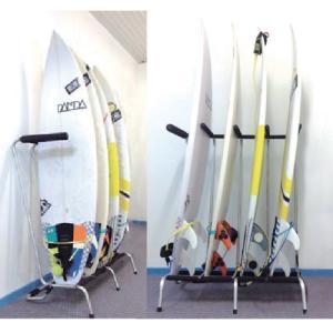 【送料無料】O&E,オーシャンアンドアース,ボードラック●FREE STANDING RAX 4BOARDS フリースタンディングラック4ボード|surfer|03