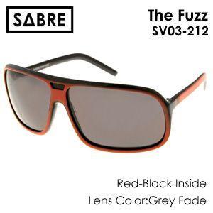 送料無料 SABRE セイバー サングラス/TheFuzz-SV03-212|surfer