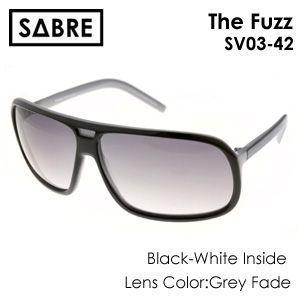 送料無料 SABRE セイバー サングラス/TheFuzz-SV03-42|surfer