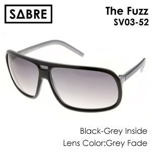 送料無料 SABRE セイバー サングラス/TheFuzz-SV03-52|surfer