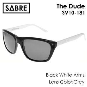 送料無料 SABRE セイバー サングラス/TheDude-SV10-181|surfer