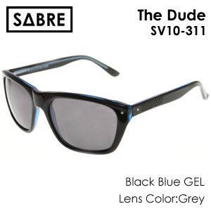 送料無料 SABRE セイバー サングラス/TheDude-SV10-311|surfer