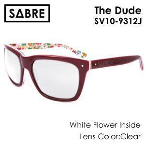 送料無料 SABRE セイバー サングラス/TheDude-SV10-9312J|surfer