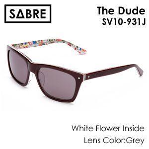 送料無料 SABRE セイバー サングラス/TheDude-SV10-931J|surfer
