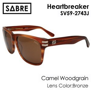 送料無料,SABRE,セイバー,サングラス●Heartbreaker-SV59-2743|surfer