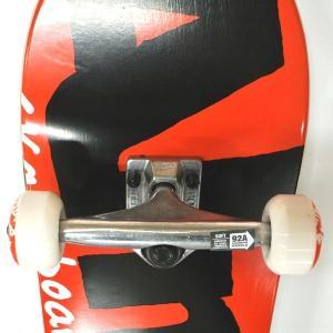 ALMOST/オルモスト コンプリートスケートボード/スケボー COLOR LOGO RED 8.0 SK8   [返品、交換及びキャンセル不可]|surfingworld|05