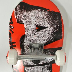 ALMOST/オルモスト コンプリートスケートボード/スケボー DISTRESSED FP RED 8.0 送料無料 SKATEBOARDS スケボー 完成品 SK8|surfingworld|04