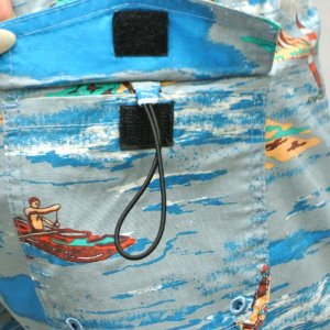 BANKS/バンクス VACATION BOARDSHORTS GLACIER BLUE 男性用 サーフパンツ ボードショーツ サーフトランクス 海パン 水着 メンズ 0178 surfingworld 05