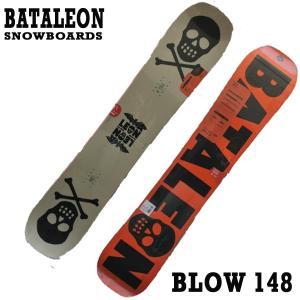 値下げしました!BATALEON/バタレオン BLOW 148 BATALEON SNOWBOARDS スノーボード 板 18-19モデル スノボ|surfingworld