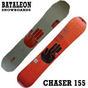 BATALEON/バタレオン CHASER 155 BATALEON SNOWBOARDS スノーボード 板 18-19モデル スノボ|surfingworld