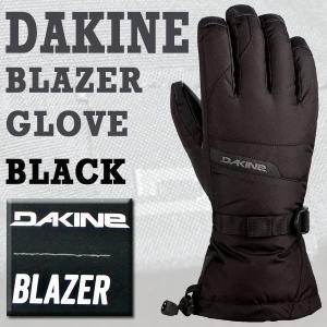 DAKINE/ダカイン BLAZER GLOVE BLACK 17-18モデル 男性用メンズ スノーボードグローブ/SNOW BOARD GLOVE スノボ|surfingworld