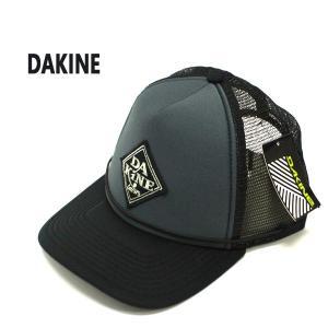 値下げしました!DAKINE/ダカイン LOCK DOWN TRUCKER BLACK/CHARCOAL 水陸両用 サーフキャップ 帽子 日よけ サーフハット|surfingworld