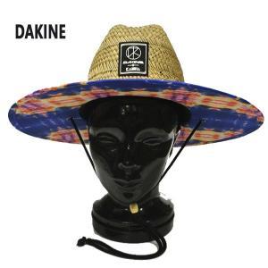 DAKINE/ダカイン PINDO STRAW HAT KASSIA ストローハット 帽子 日よけ 麦わら帽子 KASSIAデザイン|surfingworld