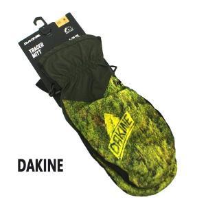 DAKINE/ダカイン TRACER MITT MOSS 男性用メンズ スノーボードミットグローブ ミトン SNOW BOARD MITT スノボ|surfingworld