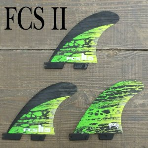 FCS2/エフシーエス2/FCS? MB PC CARBON GREEN/BLACK LOST/ロス...