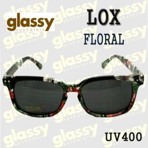 GLASSY SUNHATERS/グラッシーサンヘイターズ サングラス LOX FLORAL サングラス EYEWEAR/アイウェア|surfingworld