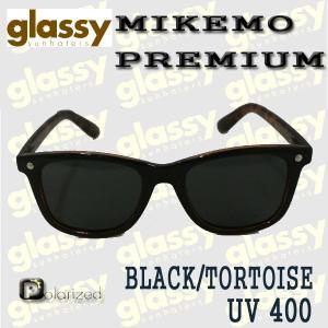 GLASSY SUNHATERS/グラッシーサンヘイターズ サングラス MIKEMO PREMIUM POLARIZED BLACK TORTOISE サングラス EYEWEAR/アイウェア  偏光レンズ|surfingworld