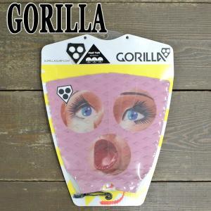 値下げしました!GORILLA/ゴリラ DECK PAD/デッキパッド PHAT TWO DOLL サーフボード用 サーフィン用デッキパッチ トラクションパッド|surfingworld