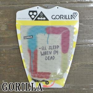 値下げしました!GORILLA GRIP/ゴリラ グリップ OTIS SCARY CAREY/SLEEP デッキパッド トラクションパッド サーフボード用サーフィン用|surfingworld
