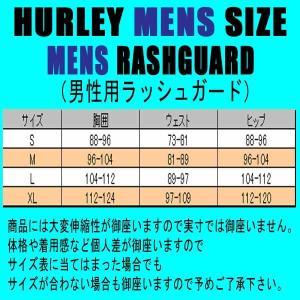 HURLEY/ハーレー メンズ 長袖ラッシュガード PRO LIGHT TOP L/S BLACK 010 RASHGUARD サーフィン MENS 水着 男性用 894625|surfingworld|07