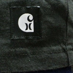 HURLEY/ハーレー CARHARTT BFY STACKED S/S TEE 010 BLACK 男性用 T-SHIRTS メンズ半袖Tシャツ カーハートコラボ [返品、交換及びキャンセル不可]|surfingworld|06