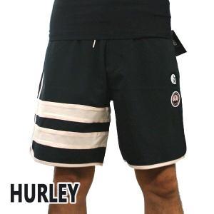 HURLEY/ハーレー PHANTOM CHRHARTT BUILT 18 BOARDSHORTS BLACK 010 男性用 メンズ サーフパンツ ボードショーツ サーフトランクス 海水パンツ 水着 海パン|surfingworld
