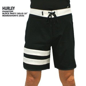 b43a69e5654 HURLEY/ハーレー PHANTOM BLOCK PARTY SOLID 18 BOARDSHORTS 010 男性用 メンズ サーフパンツ  ボードショーツ サーフトランクス 海水パンツ 水着 海パン