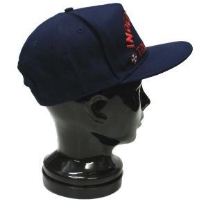 INDEPENDENT/インデペンデント ITC BOLD MID PROFILE SNAPBACK HATS NAVY CAP/キャップ HAT/ハット 帽子 キャップ トラッカー|surfingworld|04