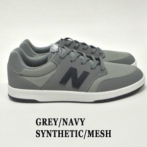NEW BALANCE/ニューバランス AM425STL GREY/NAVY SYNTHETIC/MESH 靴 スケートボードシューズ スニーカー|surfingworld|03