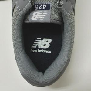 NEW BALANCE/ニューバランス AM425STL GREY/NAVY SYNTHETIC/MESH 靴 スケートボードシューズ スニーカー|surfingworld|07