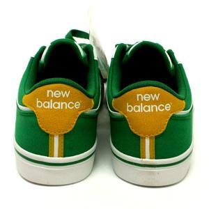 NEW BALANCE/ニューバランス NM255OAK GREEN/YELLOW SUEDE/CANVAS 靴 スケートボードシューズ スニーカー|surfingworld|04
