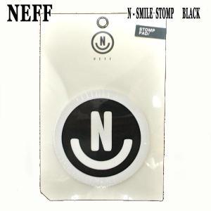 NEFF/ネフ N-SMILE STONP PAD スノーボードデッキパッド SNOW BOARD DECK PAD STOMP PAD すべり止め スノボ|surfingworld