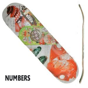 NUMBERS EDITION/ナンバーズエディション スケートボード/スケボーデッキ TEIXEIRA EDITION6 8.0 RODRIGO TX DECK SK8 surfingworld