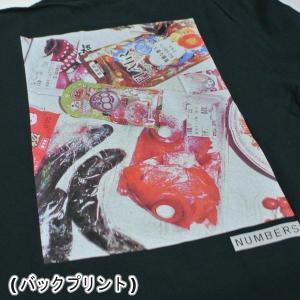 NUMBERS EDITION/ナンバーズエディション DAIFU L/S TEE BLACK 長袖Tシャツ 丸首 ロンT 男性用 メンズ T-SHIRTS|surfingworld|05
