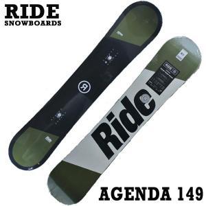 値下げしました!RIDE/ライド AGENDA BOARD 149 RIDE SNOWBOARDS スノーボード 板 18-19モデル スノボ グラトリ|surfingworld