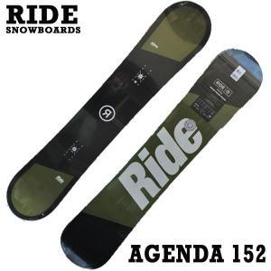 値下げしました!RIDE/ライド AGENDA BOARD 152 RIDE SNOWBOARDS スノーボード 板 18-19モデル スノボ グラトリ|surfingworld