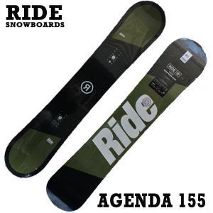値下げしました!RIDE/ライド AGENDA BOARD 155 RIDE SNOWBOARDS スノーボード 板 18-19モデル スノボ グラトリ|surfingworld