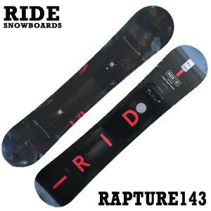 値下げしました!RIDE/ライド RAPTURE BOARD 143 RIDE SNOWBOARDS レディース用 スノーボード 板 18-19モデル スノボ グラトリ|surfingworld