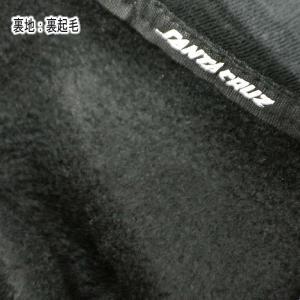 SANTA CRUZ/サンタクルズ OVAL DOT REPEAT PULLOVER HOODED HEAVYWEIGHT SWEATSHIRT BLACK 長袖 フード付き プルオーバー スウェット パーカー 総柄|surfingworld|06