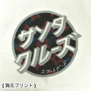 SANTA CRUZ/サンタクルズ JAPANESE BLOSSOM DOT S/S TEE WHITE メンズ Tシャツ 男性用 T-shirts 半袖 丸首 MENS|surfingworld|04