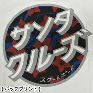 SANTA CRUZ/サンタクルズ JAPANESE BLOSSOM DOT S/S TEE WHITE メンズ Tシャツ 男性用 T-shirts 半袖 丸首 MENS|surfingworld|05