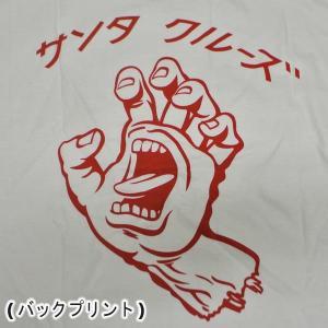 SANTA CRUZ/サンタクルズ HANDO REGULAR S/S TEE WHITE メンズ Tシャツ 男性用 T-shirts 半袖 丸首 MENS スクリーミングハンド surfingworld 05