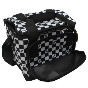 VANS/バンズ ヴァンズ VANS COOLER BAG クーラーバッグ 保冷バッグ 白黒チェッカー|surfingworld|03