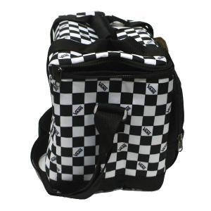 VANS/バンズ ヴァンズ VANS COOLER BAG クーラーバッグ 保冷バッグ 白黒チェッカー|surfingworld|05