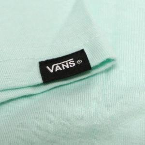 VANS/バンズ VANS CLASSIC S/S TEE MINT/BLACK 半袖TEE  MENS メンズ 男性用 ロゴ|surfingworld|05