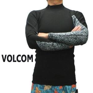 VOLCOM/ボルコム NEO REVO JACKET BLACK メンズ長袖タッパー 男性用サーフ...